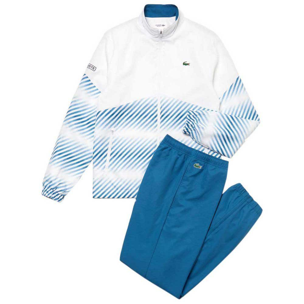 Survêtements Lacoste Sport Tennis Stripes Blur