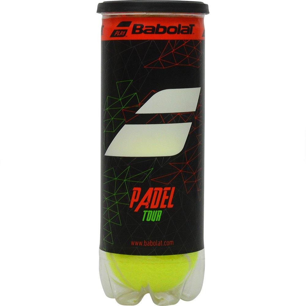 Balles padel Babolat Padel Tour