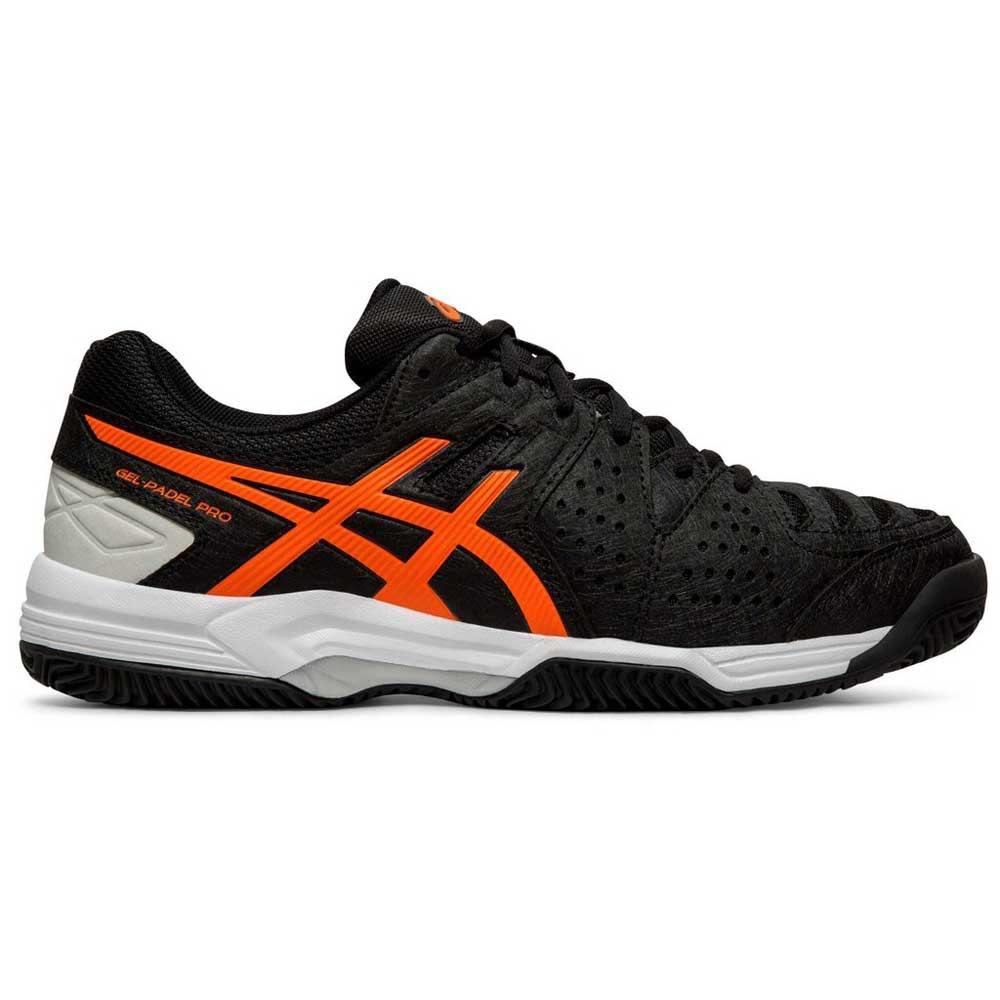 Asics Gel Padel Pro 3 SG Clay Shoes Black, Smashinn