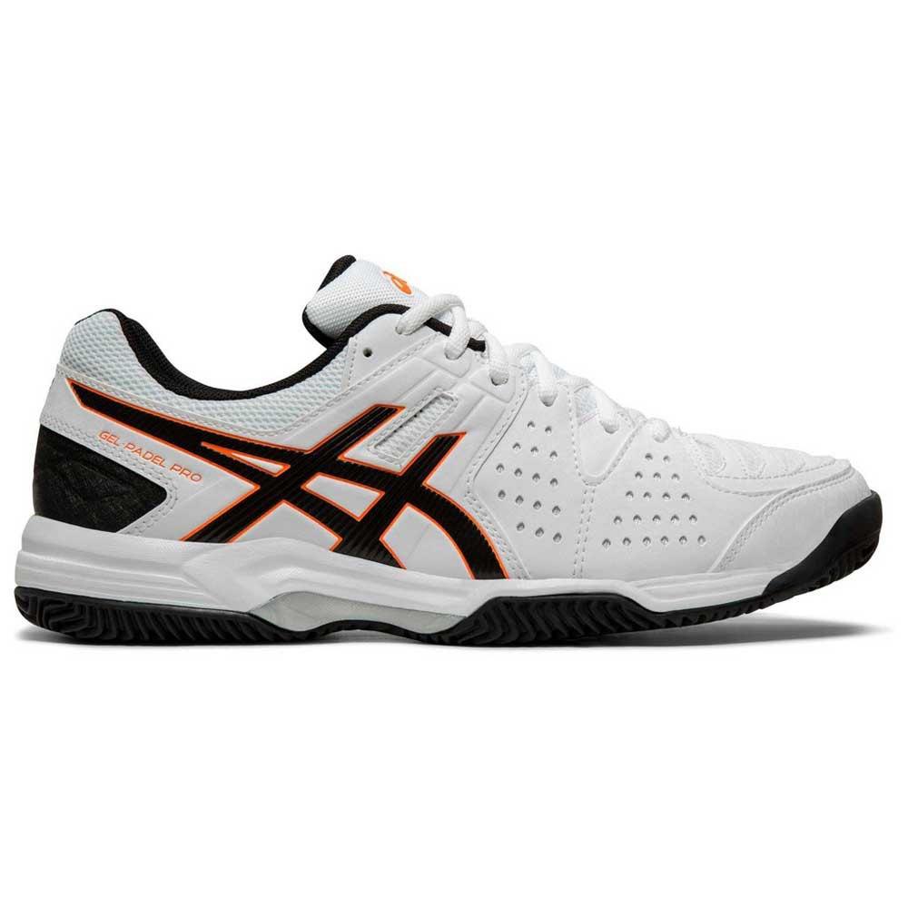 Asics Gel Padel Pro 3 SG Clay Shoes White, Smashinn