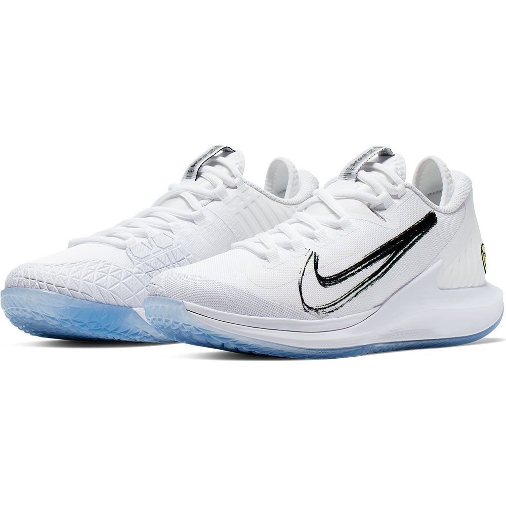 Nike Court Air Zoom Hero Hard Court Hvid, Smashinn Kondisko