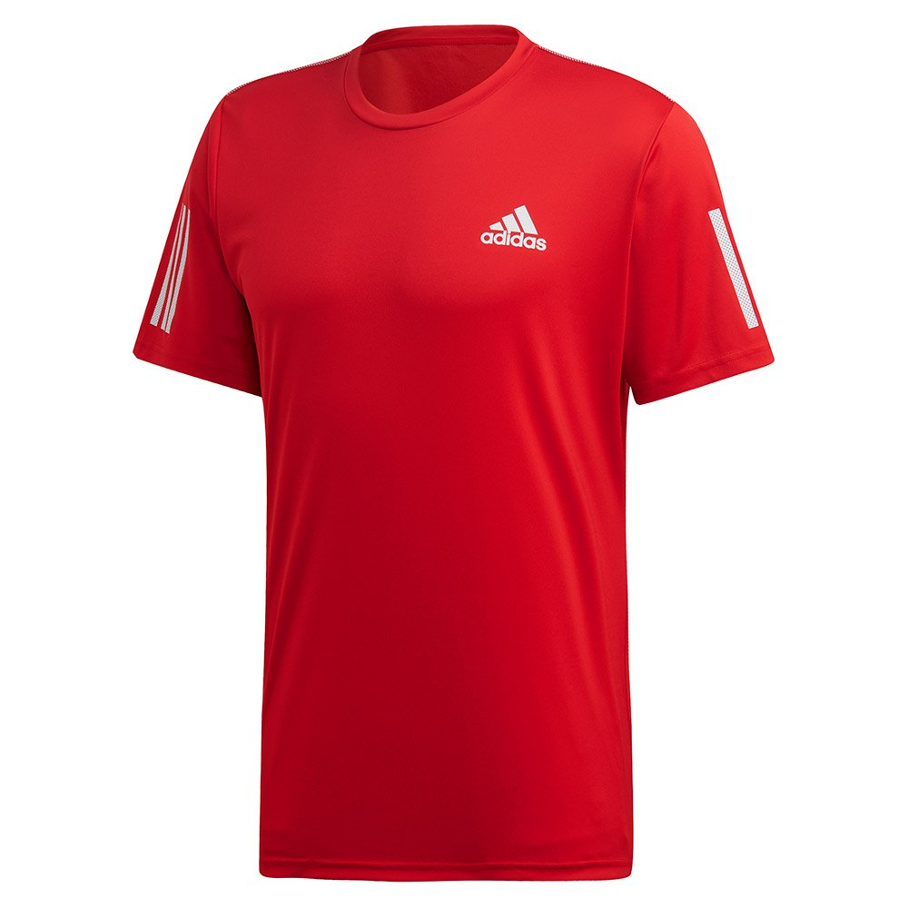 T-shirts Adidas Club 3 Stripes