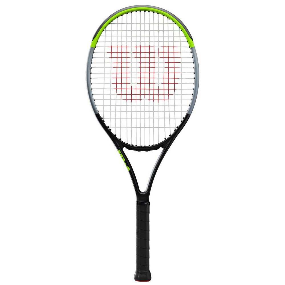 Raquettes de tennis Wilson Blade V7.0 26 One Size Black / Green
