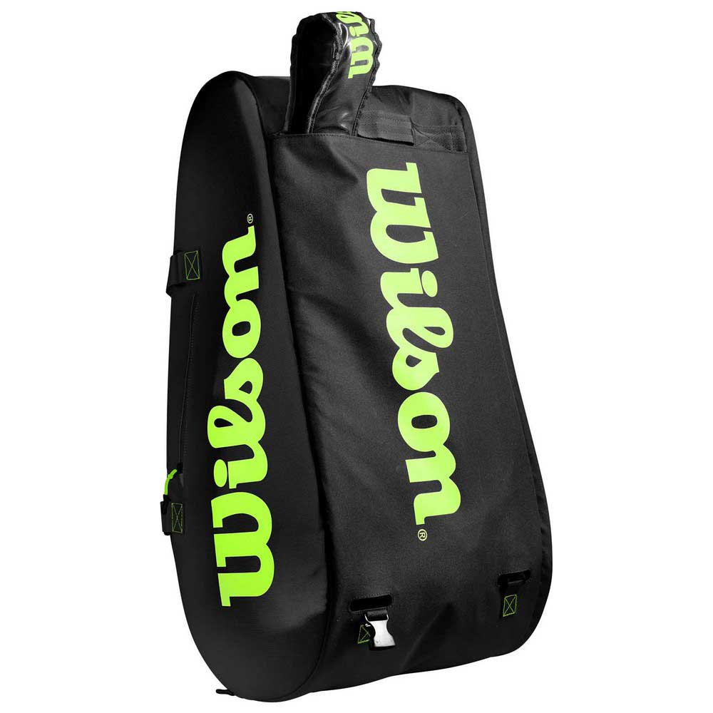 Wilson Super Tour 3 Competition One Size Charcoal / Green