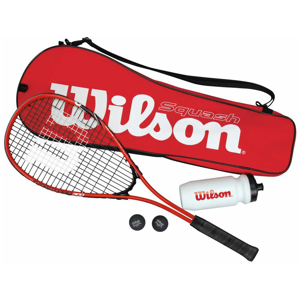 Raquettes de squash Wilson Starter Kit