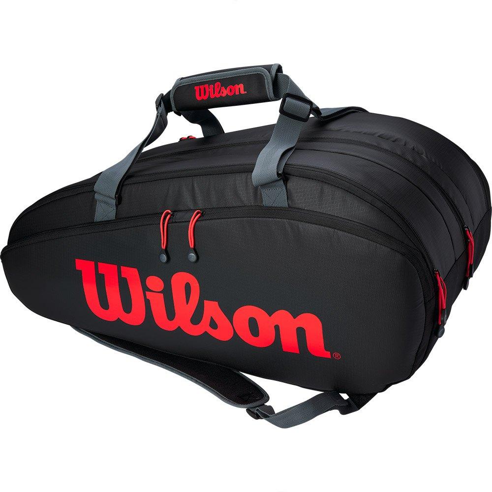 Sacs raquettes Wilson Clash Tour Comp One Size Black / Red / Grey