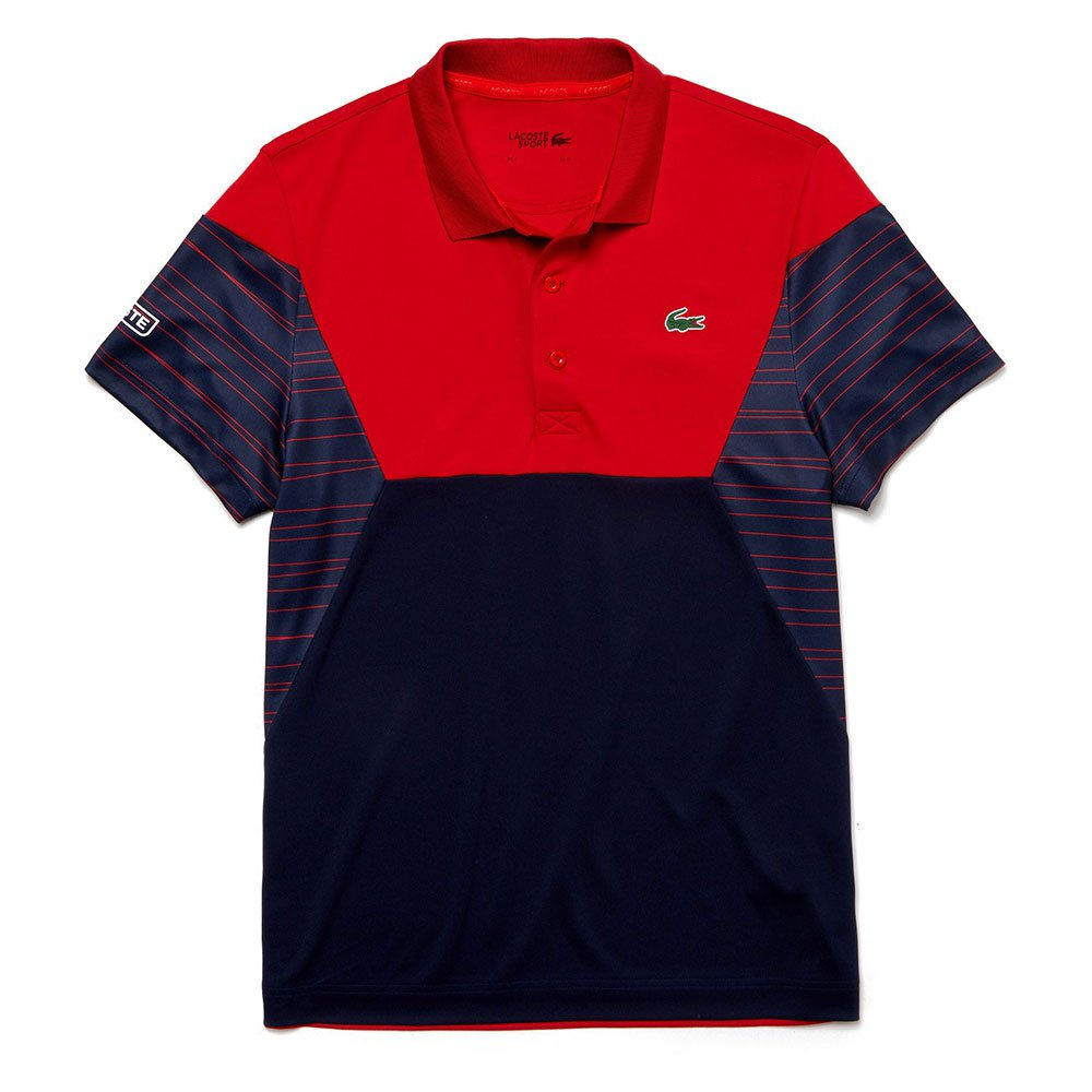 Polos Lacoste Sport Colorblock Breathable Pique