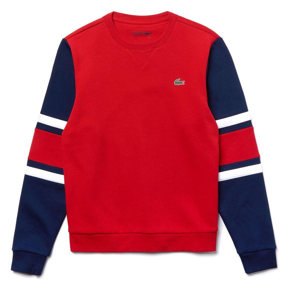 Sweatshirts Lacoste Sport Striped Fleece