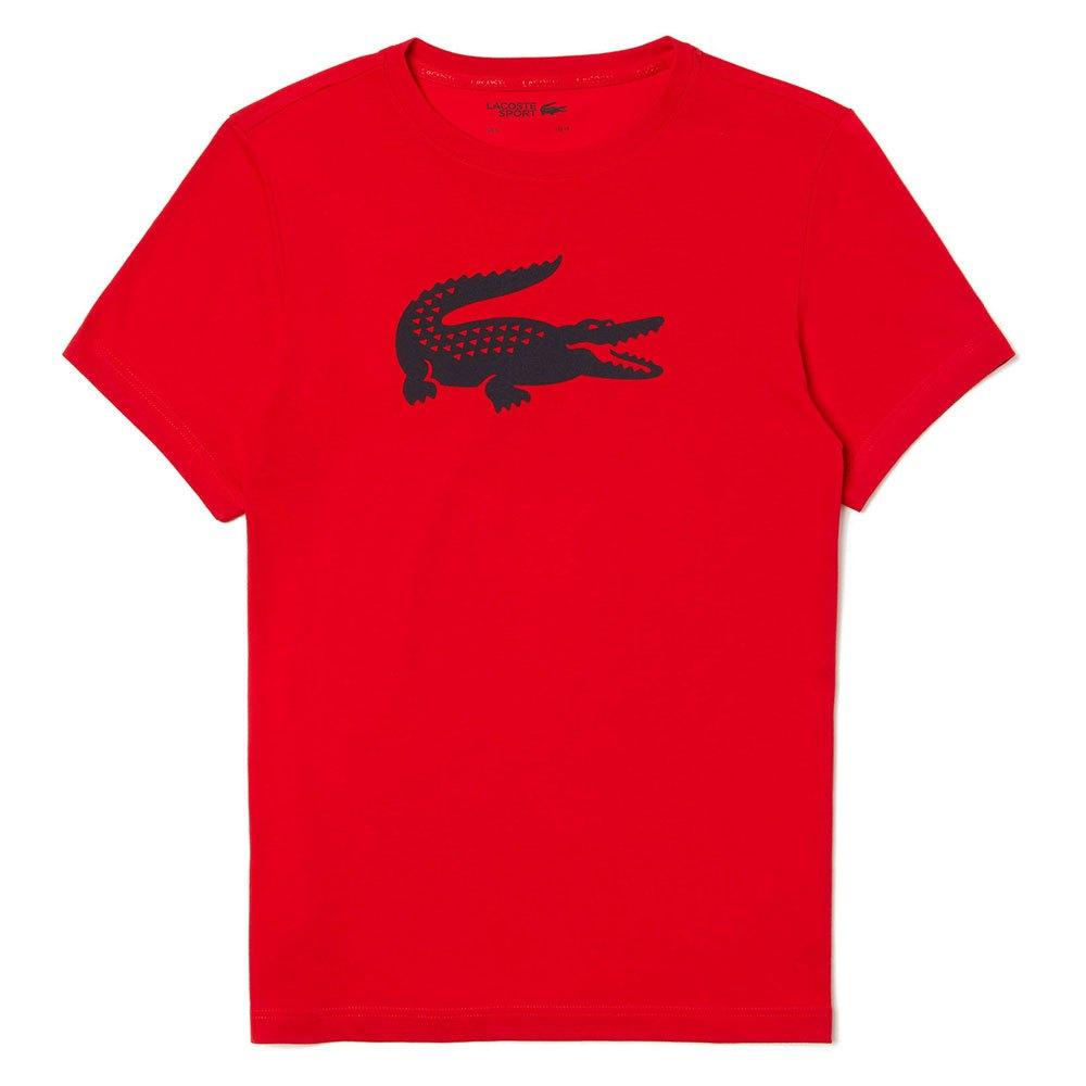 T-shirts Lacoste Sport Oversized Crocodile Technical
