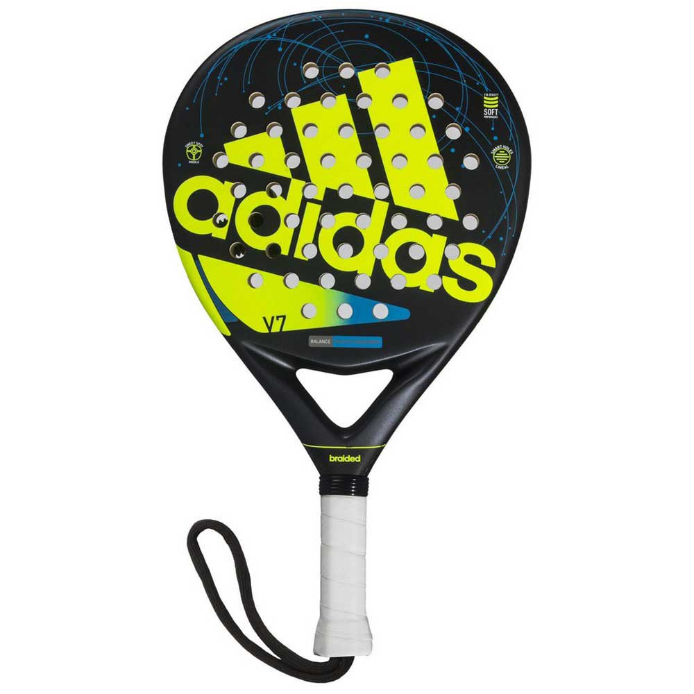 Barry Obstinado póngase en fila  adidas padel V7 Yellow buy and offers on Smashinn