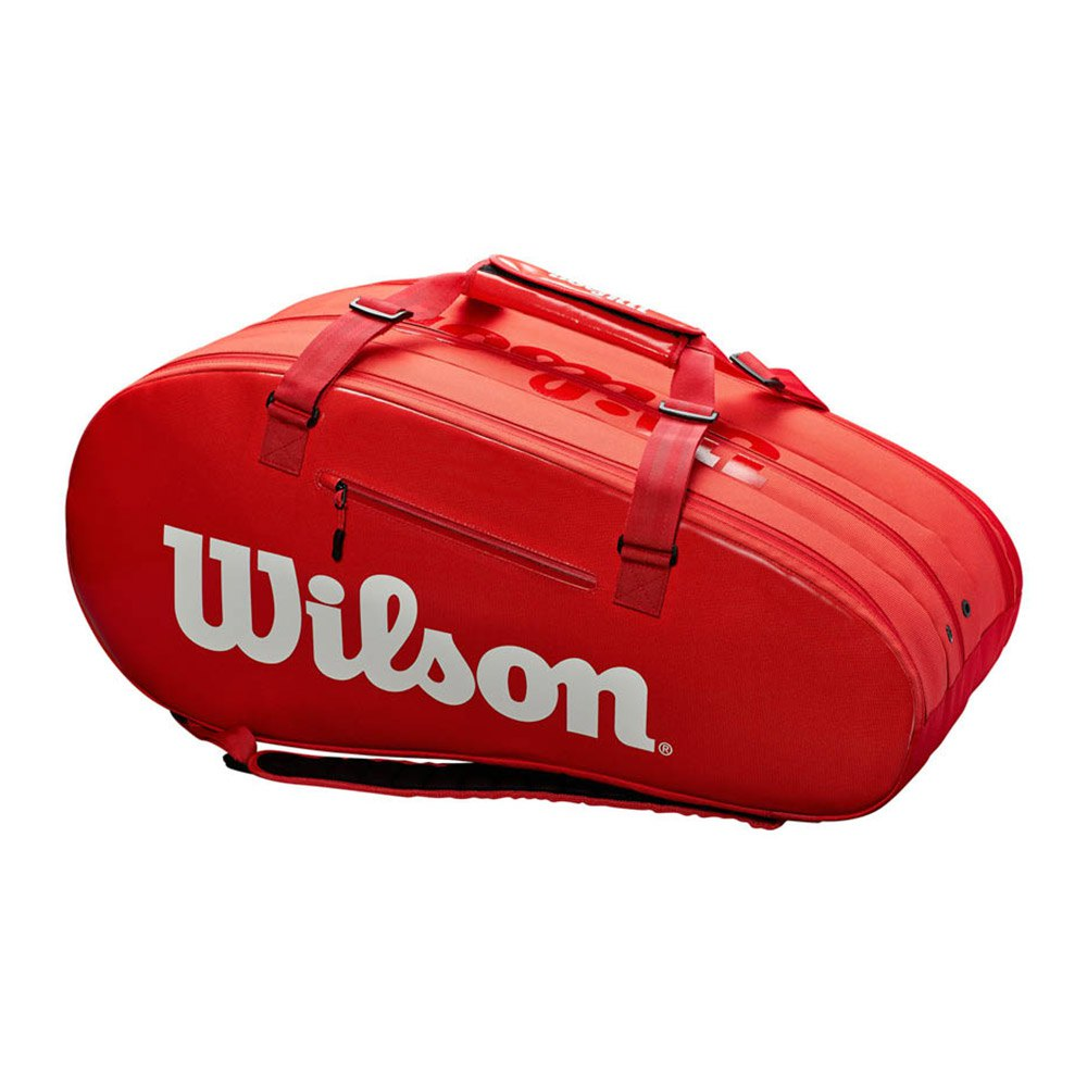 Sacs raquettes Wilson Super Tour Comp One Size Infrared