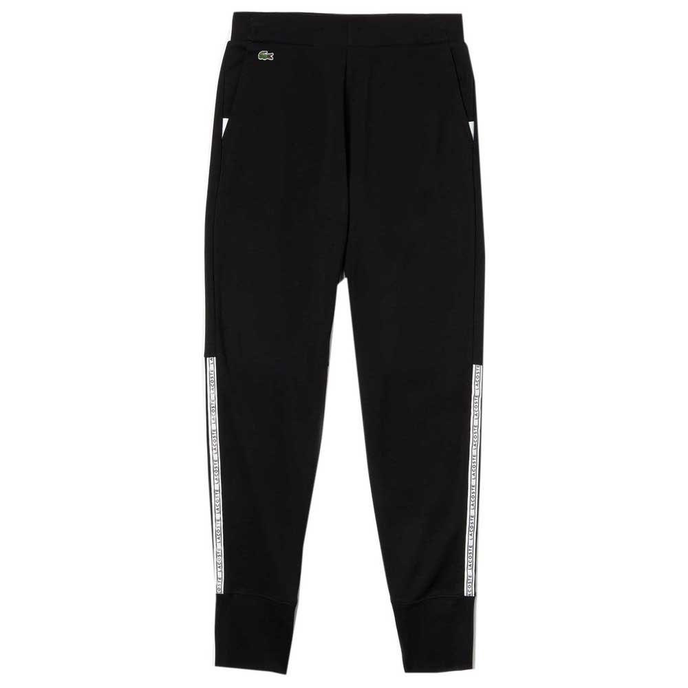 Pantalons Lacoste Sport Signature Bands Fleece