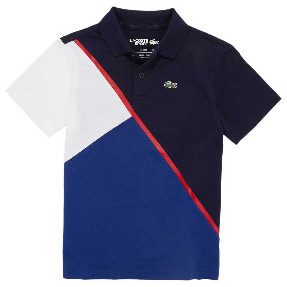 Polos Lacoste Sport Colorblock Ultra Light Cotton