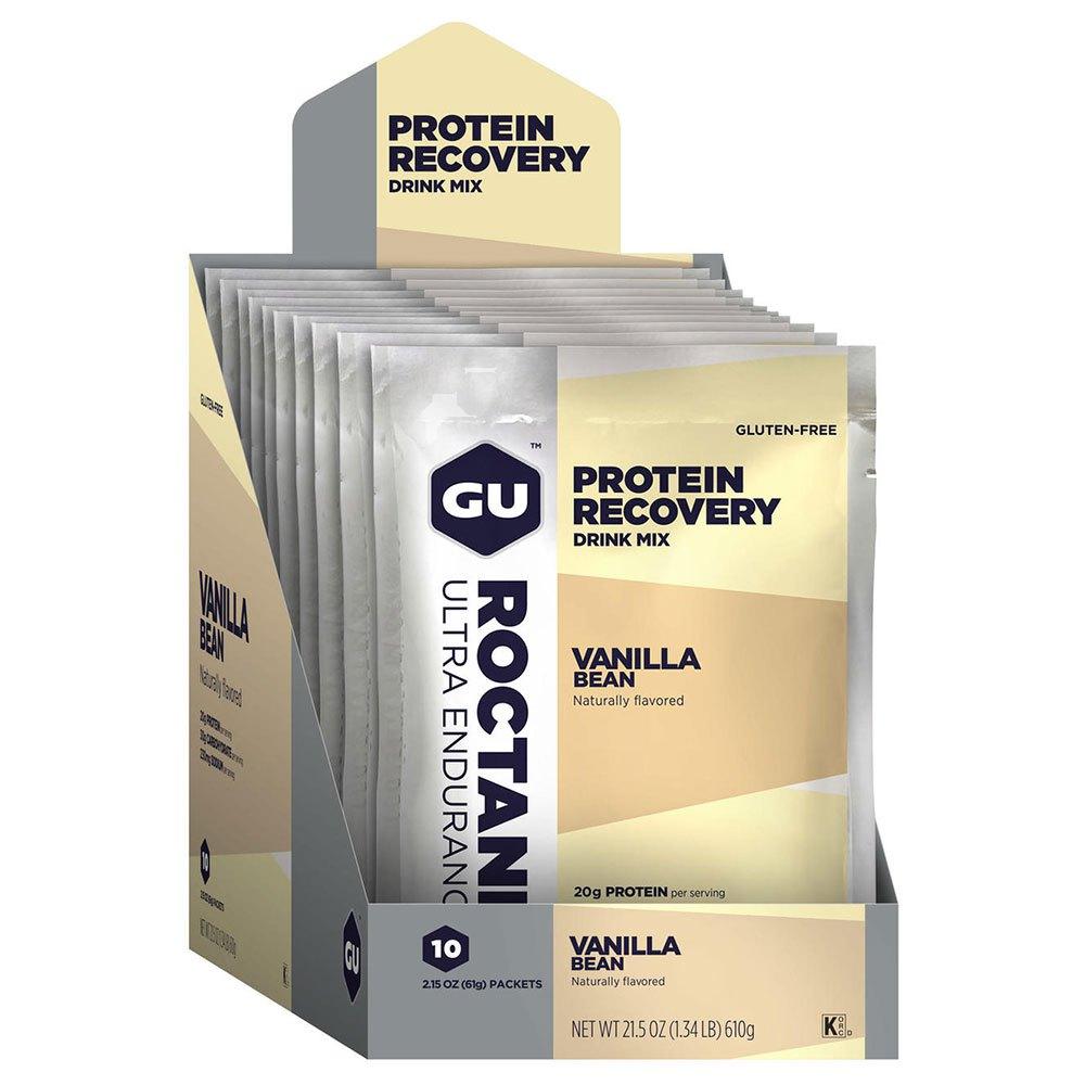 Gu Roctane Recovery 10 Units Box