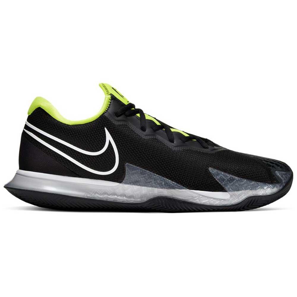Nike Court Air Zoom Vapor Cage 4 Clay Shoes Black, Smashinn