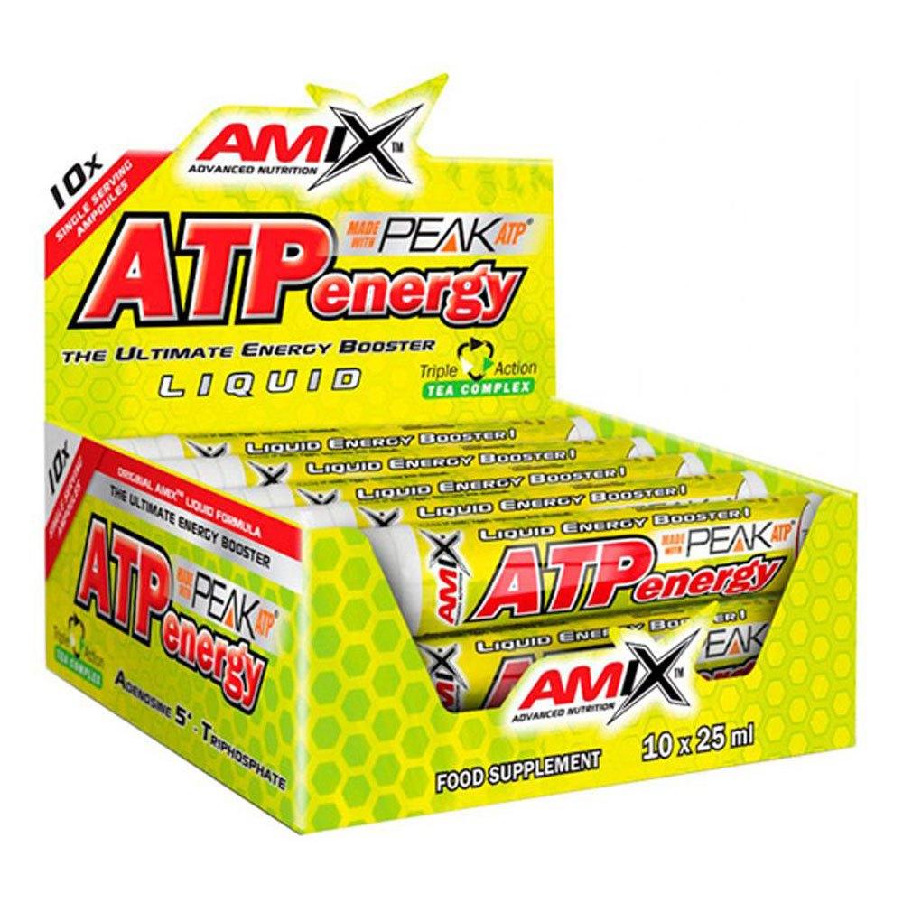 Amix Atp Energy 25ml X 10 Units