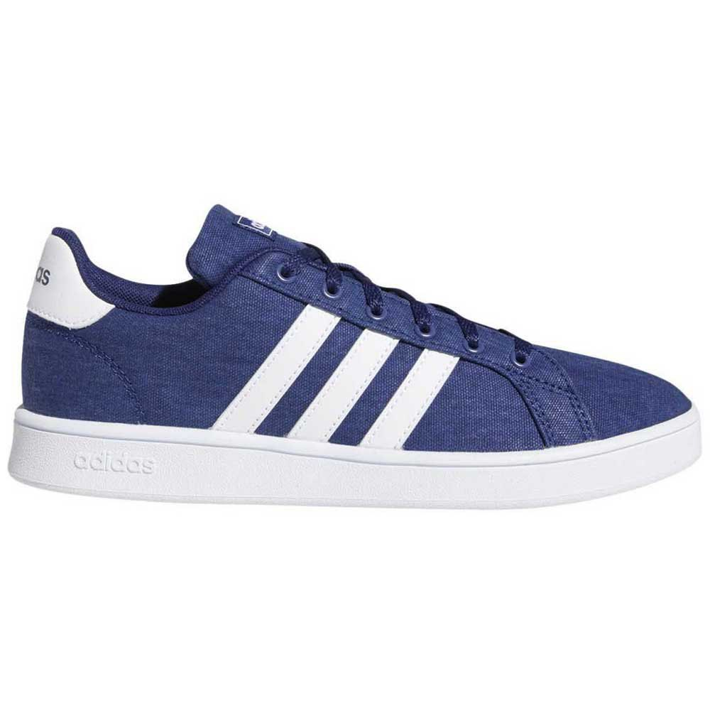 adidas Grand Court Kid Blue buy and