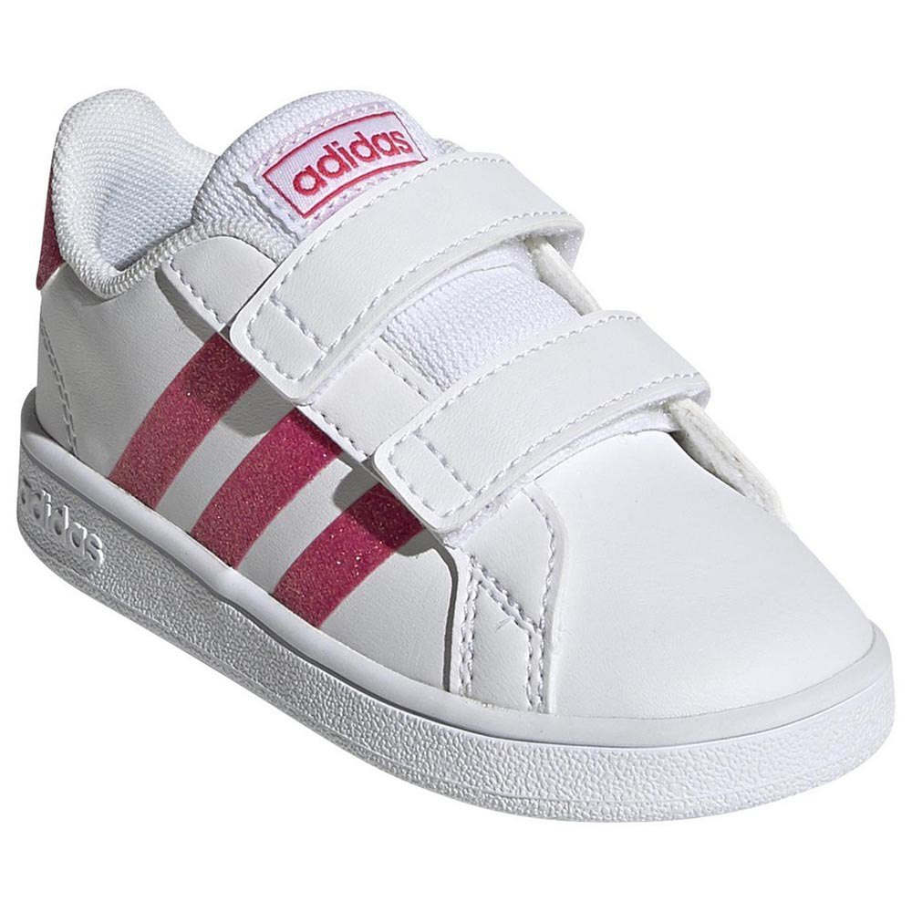 adidas Grand Court Infant White buy and