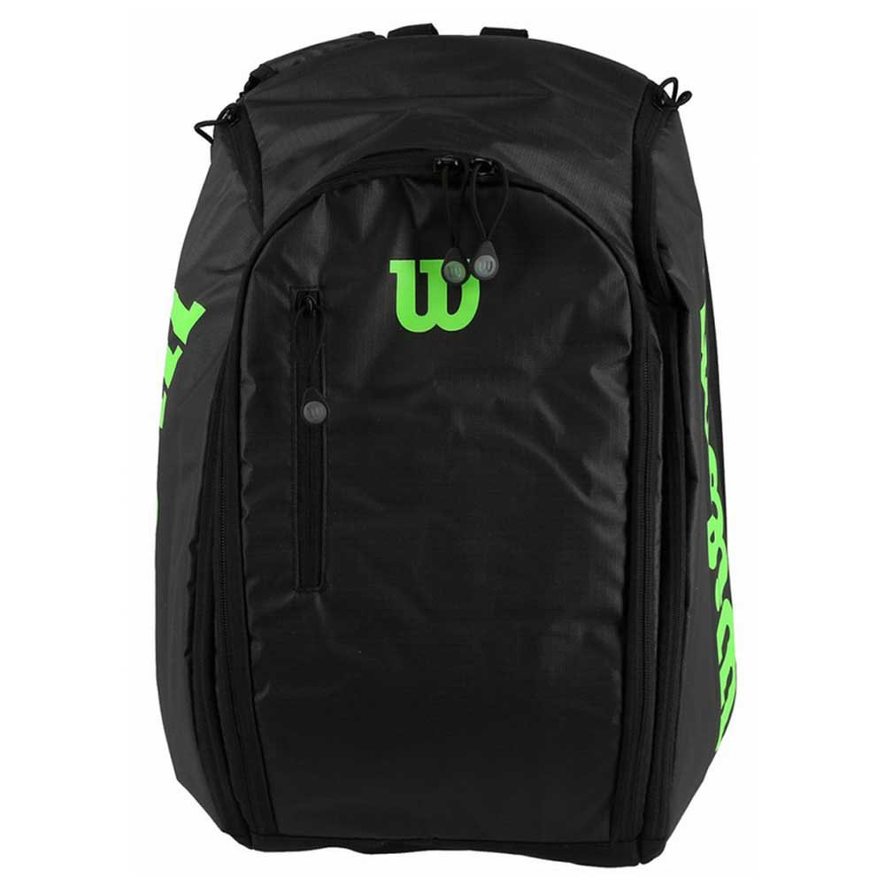 Sac à dos Wilson Tour Backpack One Size Black / Green