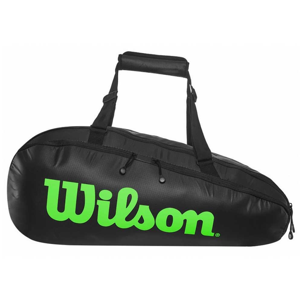 Sacs raquettes Wilson Tour Comp One Size Black / Green