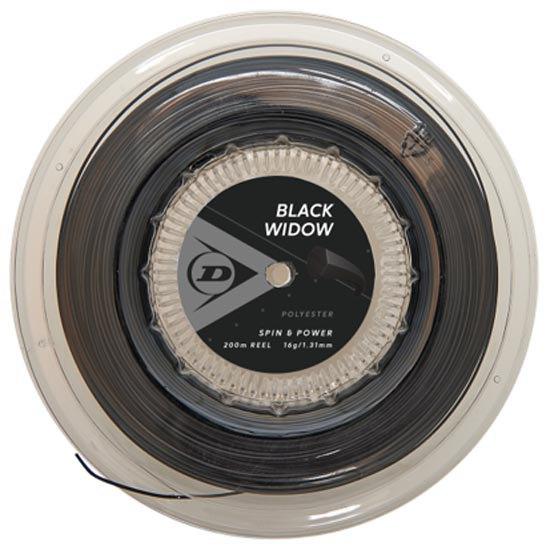 Ficelle Dunlop Black Widow 200 M