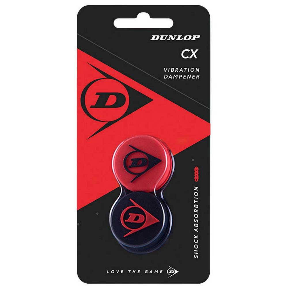 Accessoires Dunlop Flying D Dampener 2 Units One Size Red / Black