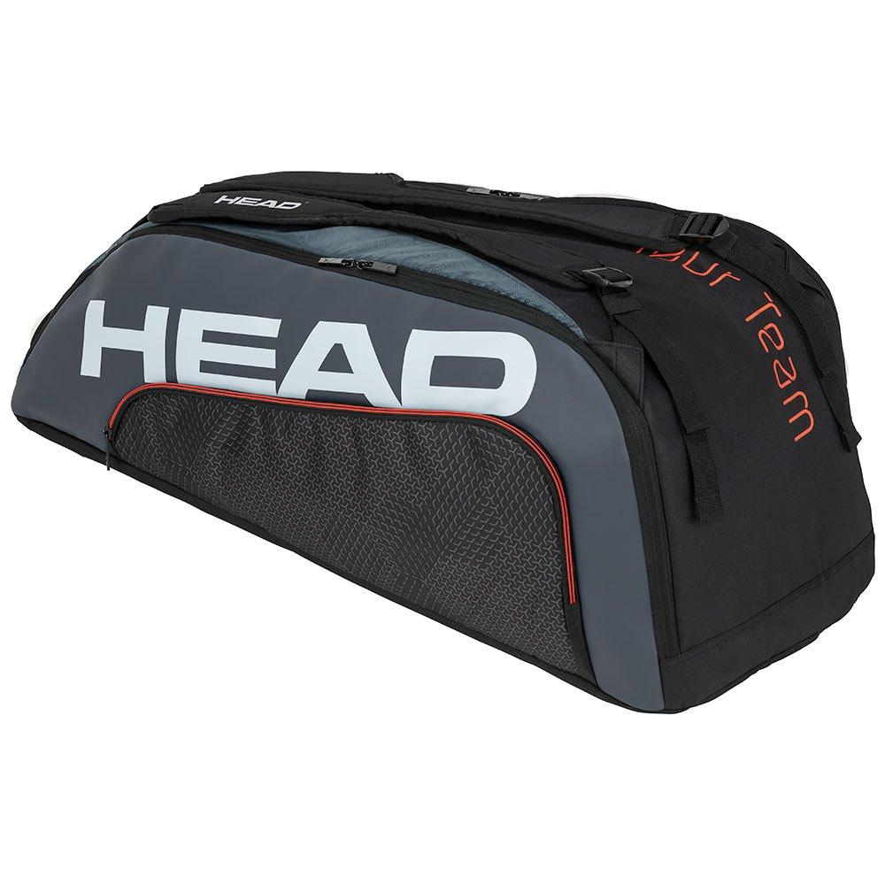 Sacs raquettes Head-racket Tour Team Supercombi One Size Black / Grey