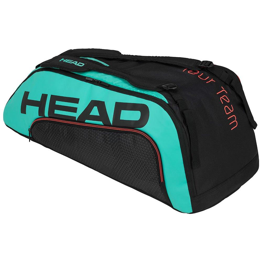 Sacs raquettes Head-racket Tour Team Supercombi One Size Black / Teal