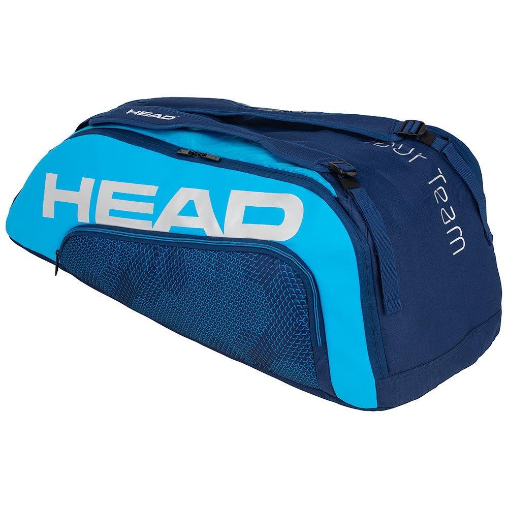 Sacs raquettes Head-racket Tour Team Supercombi One Size Navy / Blue