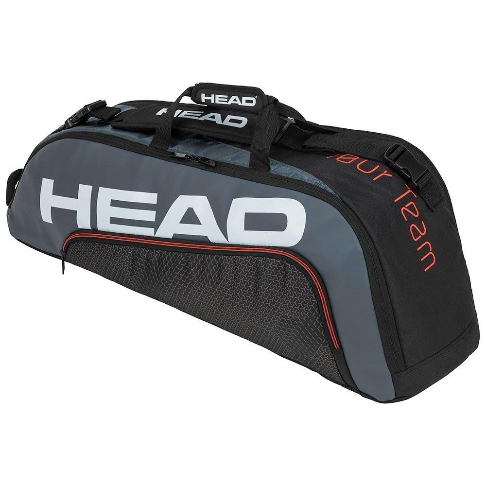 Sacs raquettes Head-racket Tour Team Combi One Size Black / Grey