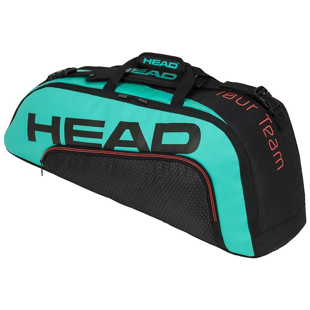 Sacs raquettes Head-racket Tour Team Combi One Size Black / Teal
