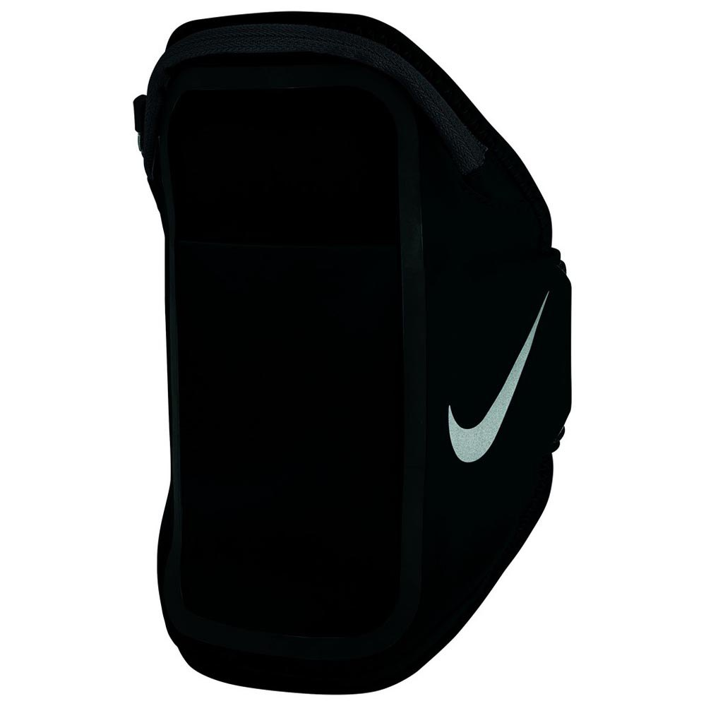 nike-accessories-pocket-arm-band-plus-one-size-black-silver