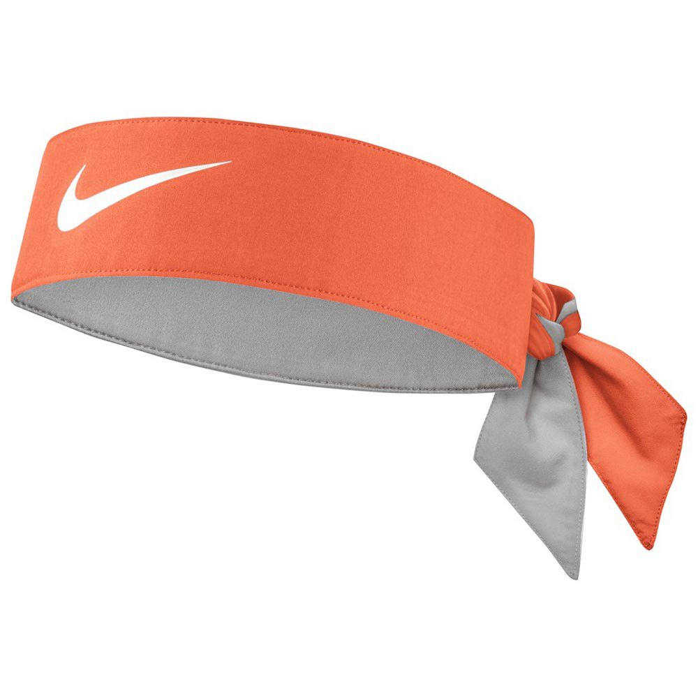 couvre-chef-nike-accessories-headband-one-size-orange-white