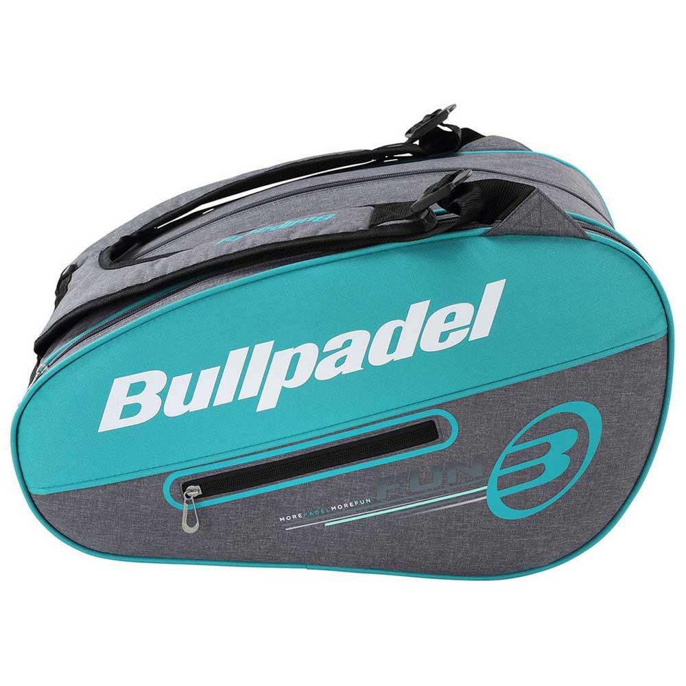 Sacs de sport Bullpadel Bpp-20004 Fun One Size Dark Grey Vigore