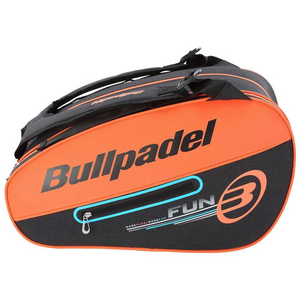 Sacs de sport Bullpadel Bpp-20004 Fun One Size Orange Fluor