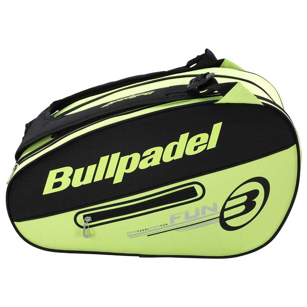 Sacs de sport Bullpadel Bpp-20004 Fun One Size Yellow Lemon Fluor