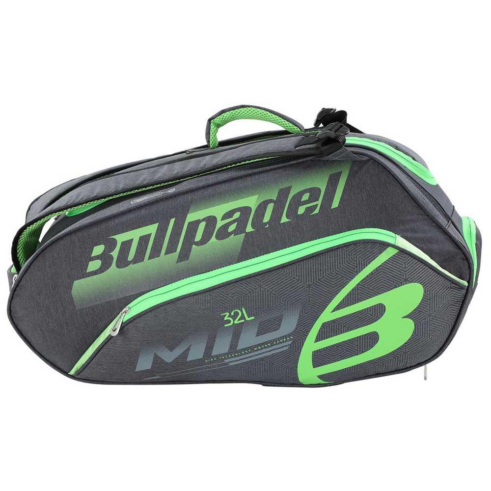 Sacs de sport Bullpadel Bpp-20007 Mid C One Size Black