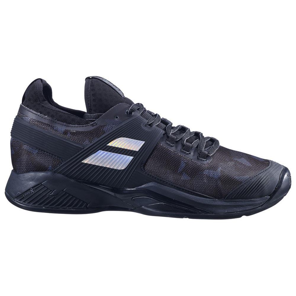 Baskets tenis Babolat Propulse Rage Clay EU 45 Black / Black