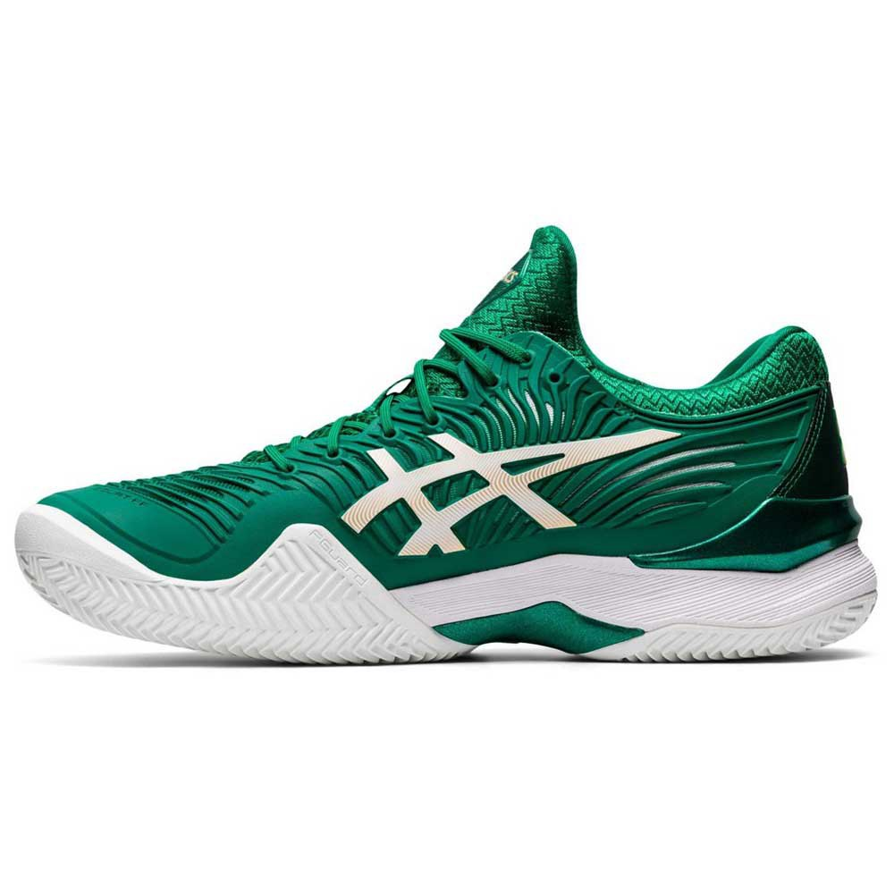 Asics Court FF Novak Clay Green buy and