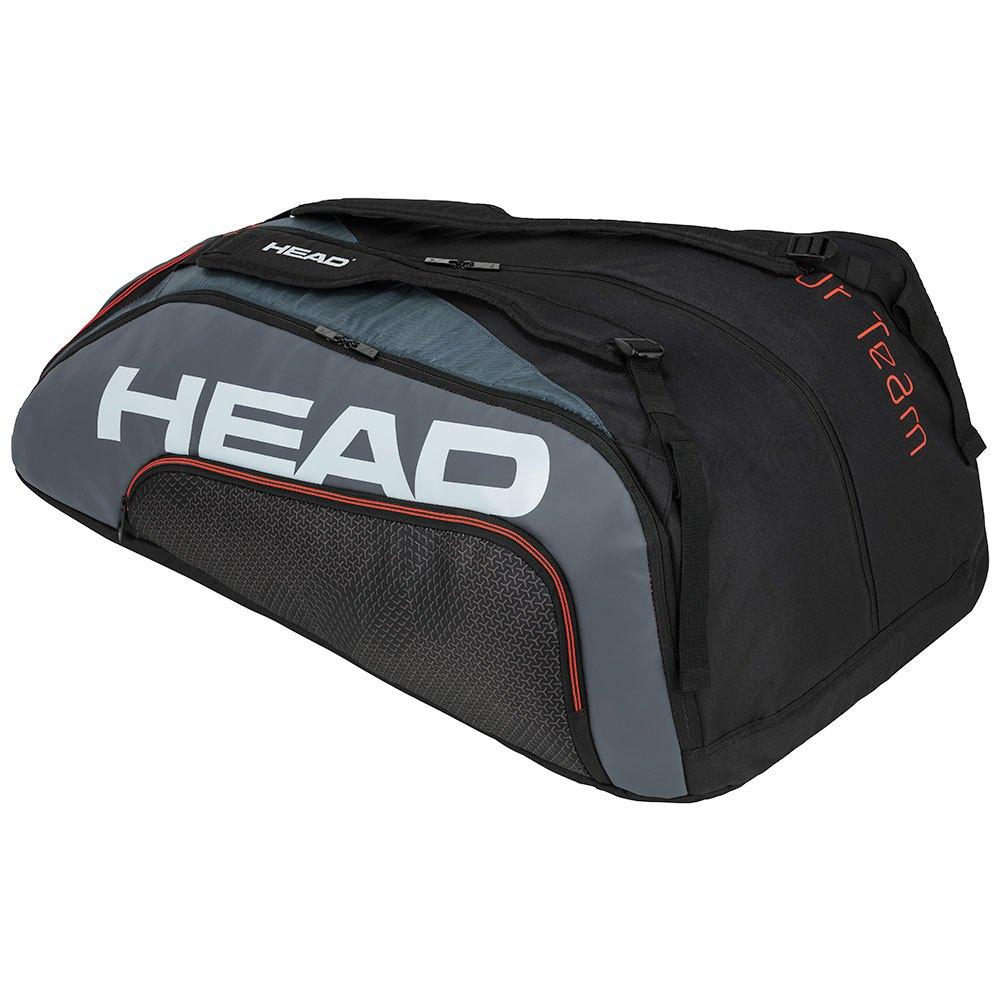 Sacs raquettes Head-racket Tour Team Megacombi One Size Black / Grey