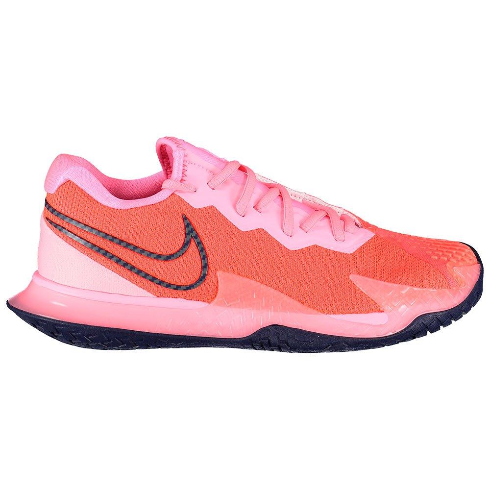 Nike Court Air Zoom Vapor Cage 4 Hard Court Shoes Orange, Smashinn