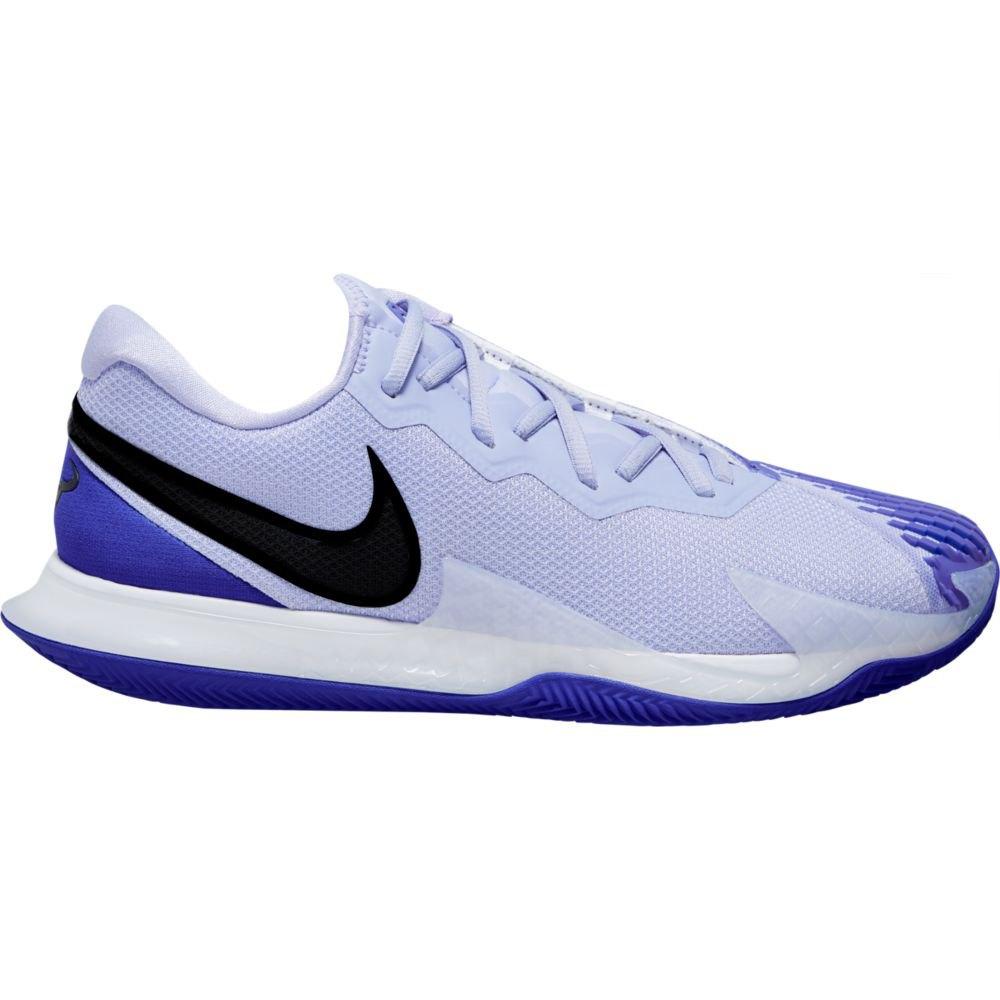 Nike Court Air Zoom Vapor Cage 4 Clay Shoes Purple, Smashinn