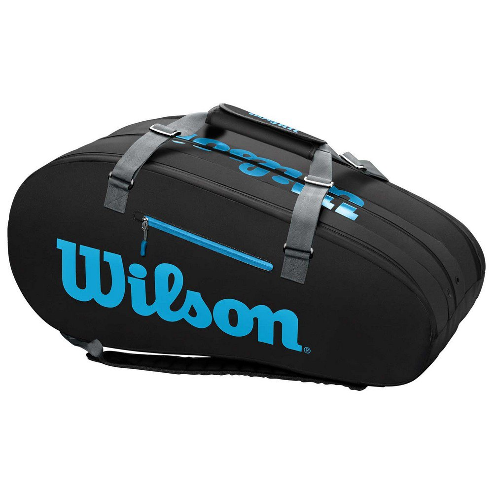Sacs raquettes Wilson Ultra Tour One Size Black / Blue / Silver