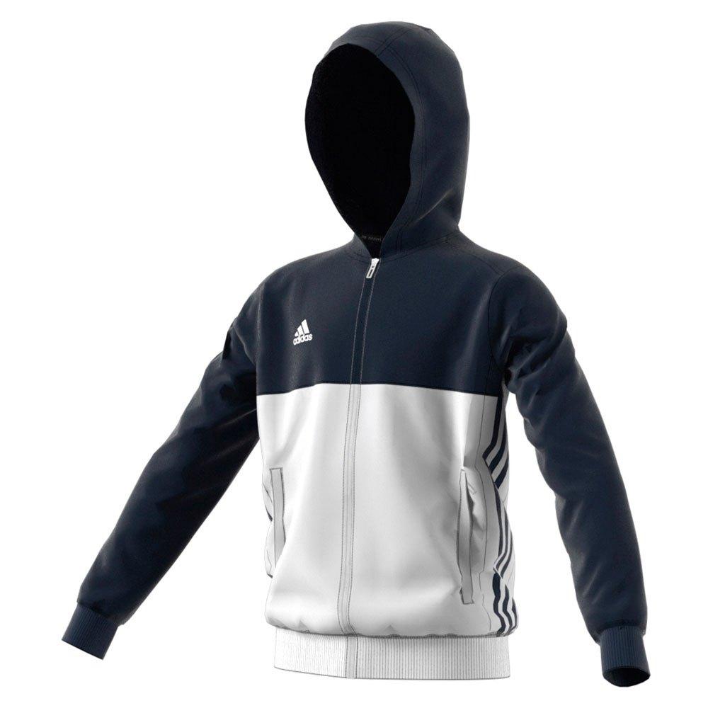 Survêtements Adidas T16 116 cm Core Navy / White