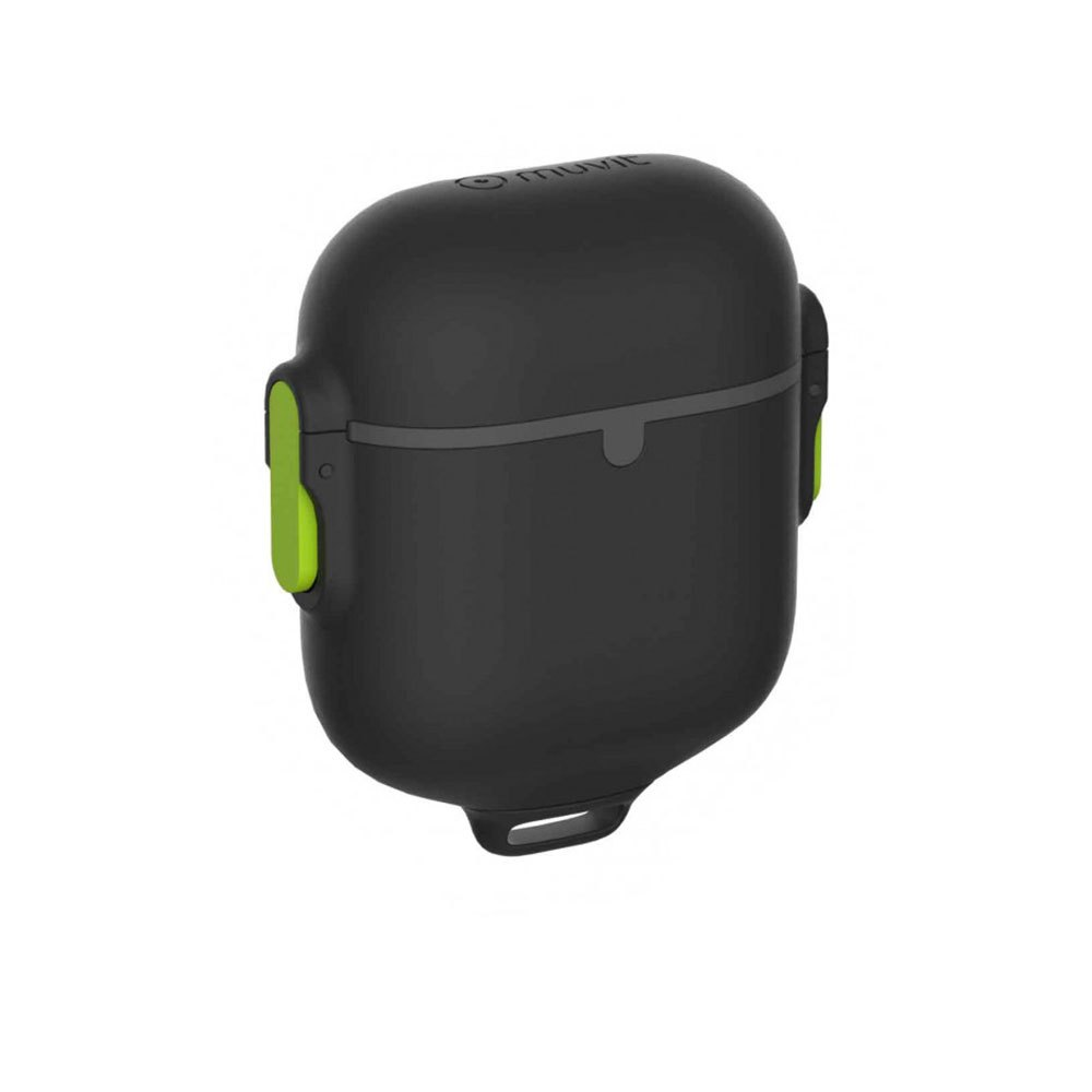 Muvit-active Waterproof Rugged Case Apple Airpods One Size Black