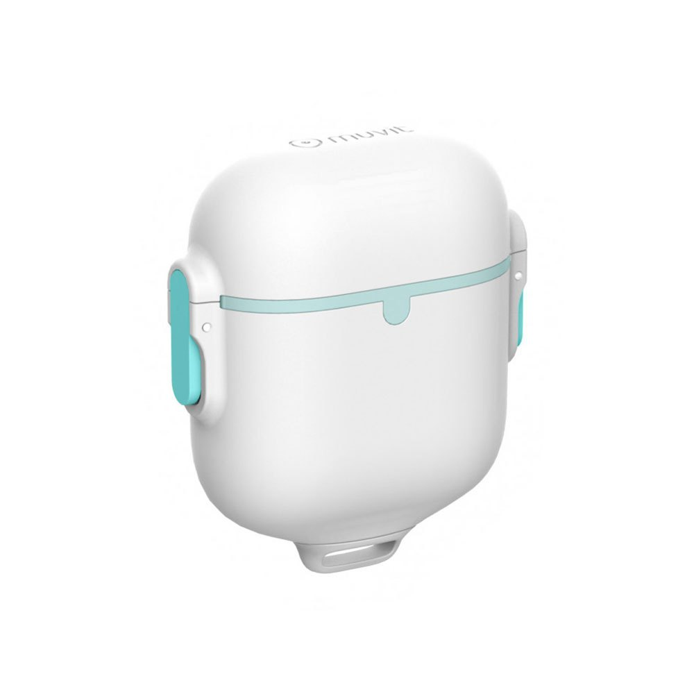 Muvit-active Waterproof Rugged Case Apple Airpods One Size White