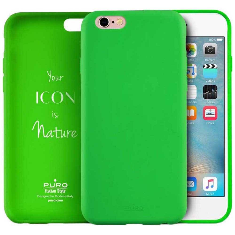Housses et étuis Puro Icon Iphone 6s/6 One Size Green