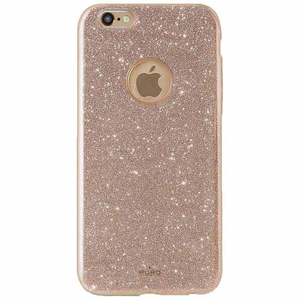 Housses et étuis Puro Shine Cover Iphone 8/7 One Size Golden