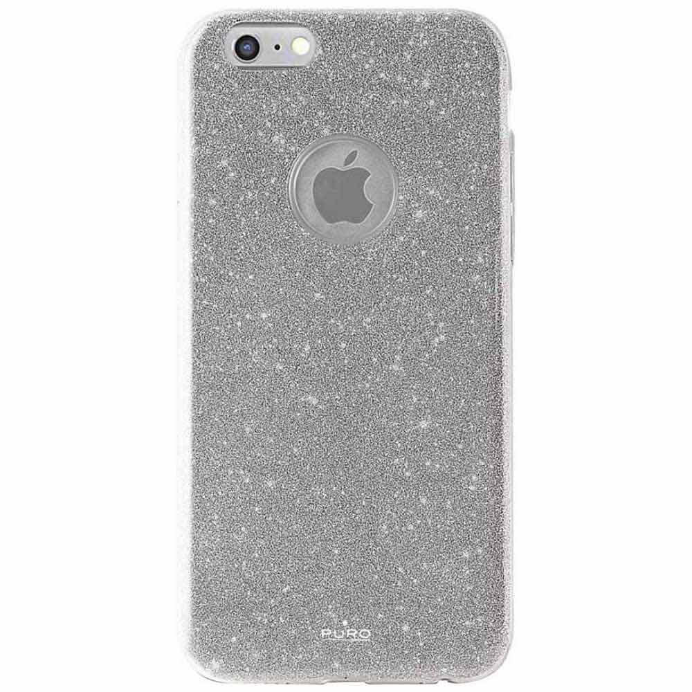 Housses et étuis Puro Shine Cover Iphone 8/7 One Size Silver