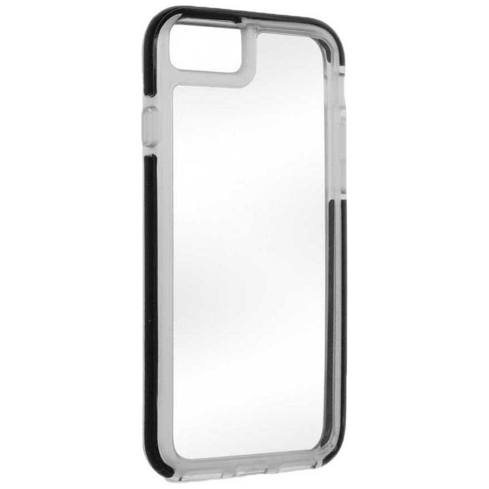 Puro Impact Pro Hard Shield Case Iphone 7 One Size Clear / Black